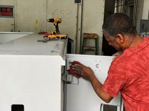 Auto Body Fiberglass Repair